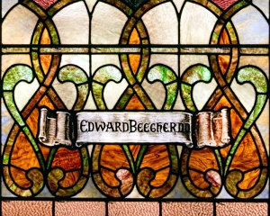 Beecher window detail